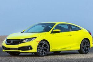 Honda Civic 2020 bắt đầu mở bán, giá từ 19.750 USD