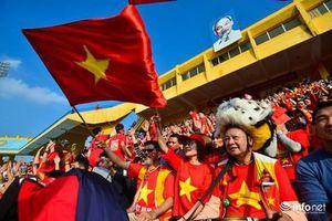 VFF chính thức mở bán vé 3 trận đấu còn lại của của ĐT Việt Nam trên SVĐQG Mỹ Đình