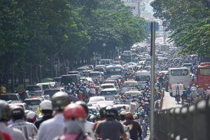 TP.HCM tìm cách kiểm soát khí thải xe máy để giảm ô nhiễm không khí