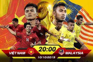 Việt Nam vs Malaysia: Bất ngờ với đội hình xuất phát của ĐT Việt Nam