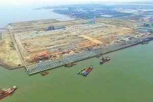 Xây hai bến cảng container quốc tế Hải Phòng gần 7.000 tỷ đồng