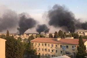 Thổ Nhĩ Kỳ tấn công người Kurd, dội bão hỏa lực vào 181 mục tiêu trên đất Syria