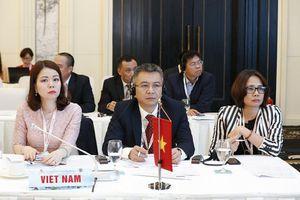 Hải quan Việt Nam đề xuất 2 sáng kiến trong Kế hoạch hành động Hải quan ASEM giai đoạn 2020- 2021