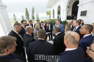 Những hình ảnh từ Hội nghị Tổng cục trưởng Hải quan ASEM lần thứ 13