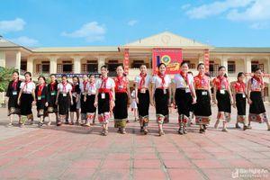 'Cánh chim' đầu đàn của ngành Giáo dục huyện Tương Dương