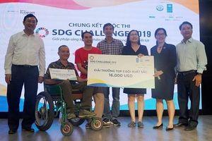 Những giải pháp sáng tạo tăng khả năng tiếp cận cho người khuyết tật