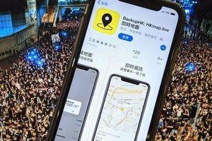 Apple gỡ bỏ ứng dụng bản đồ Hồng Kông sau khi bị Trung Quốc chỉ trích