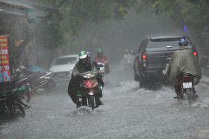 Thời tiết ngày 10/10: Nhiều khu vực có mưa rào và dông