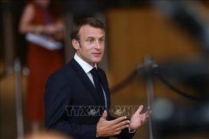 Pháp kêu gọi đóng góp 14 tỷ USD cho Quỹ toàn cầu phòng, chống AIDS, Lao và Sốt rét