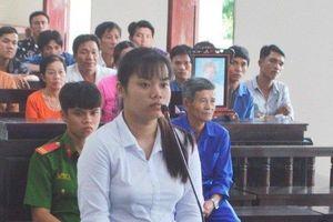 Thiếu nữ sát hại 'chồng hờ' lãnh án tù