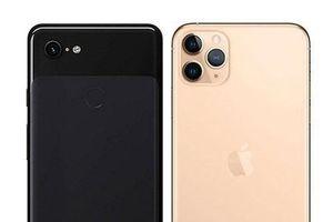 So sánh camera iPhone 11 Pro Max với Google Pixel 3 XL