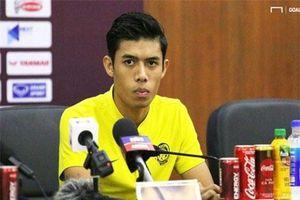 Cặp tiền đạo Malaysia hướng tới chiến thắng trước ĐT Việt Nam
