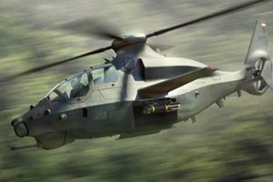 Trực thăng Mỹ có khoang vũ khí như tiêm kích