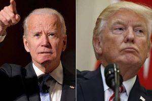 Ông Joe Biden lần đầu lên tiếng kêu gọi luận tội Donald Trump