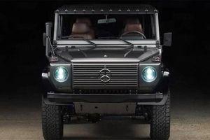 Mercedes G-class - xe nhà binh mất 1.000 giờ phục chế