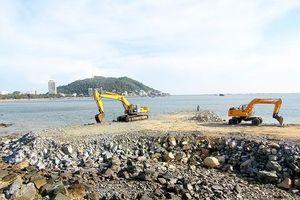 Lo ngại dự án lấn biển Vũng Tàu