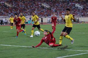Việt Nam hạ Malaysia với tỉ số tối thiểu 1-0