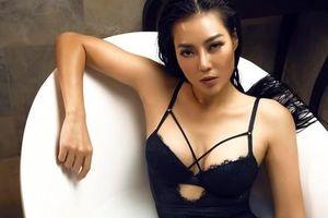 Thanh Hương lên tiếng về tin đồn ly hôn: 'Ai đồn gì cứ đồn, tôi không muốn chia sẻ'