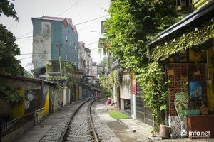 Phố cà phê đường tàu Hà Nội chính thức khai tử