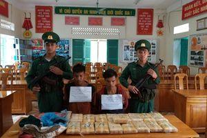 Quảng Bình: Triệt phá đường dây ma túy xuyên biên giới lớn nhất từ trước tới nay