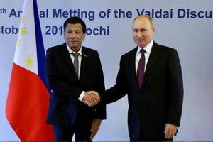 Philippines mời thăm dò dầu khí ở Biển Đông, Nga cân nhắc yếu tố Trung Quốc?