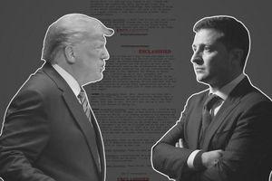 Tổng thống Ukraine lên tiếng bênh vực ông Trump giữa lùm xùm điều tra luận tội