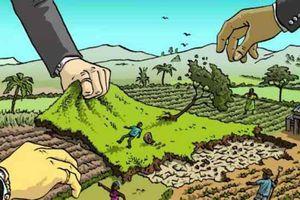 Pháp luật về bảo vệ quyền của người nông dân bị thu hồi đất để xây dựng khu đô thị