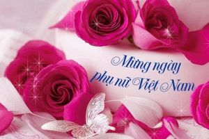 Lời chúc 20/10 ngắn gọn, ý nghĩa cho ngày Phụ nữ Việt Nam