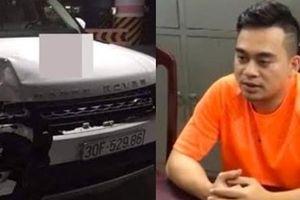 Tài xế ô tô Ranger Rover lĩnh 18 tháng tù do đâm chết 2 người