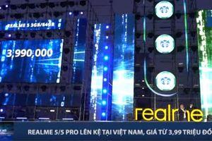 Realme 5 chính thức lên kệ tại Việt Nam