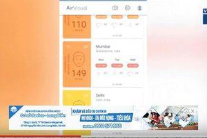 AirVisual đã trở lại kho ứng dụng Việt Nam