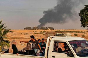 Syria: Giao tranh ác liệt ở miền bắc với quân đội Thổ Nhĩ Kỳ
