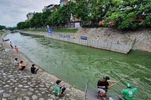 'Cống hóa' 4 con sông có giúp Hà Nội thay đổi?