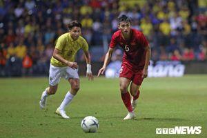 Đội hình ra sân Việt Nam vs Malaysia: Văn Hậu đá chính, Công Phượng thay Anh Đức phút chót