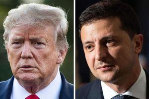 Tổng thống Ukraine: Ông Trump không tìm cách tống tiền tôi