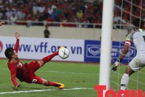 Chuyên gia nhận định: Không phải cầu thủ giỏi nhất thế giới nào cũng thực hiện được quả vô lê kỳ diệu như Quang Hải