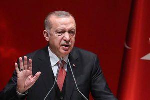 Ông Erdogan đe dọa EU nếu tiếp tục chỉ trích hoạt động quân sự của Thổ Nhĩ Kỳ