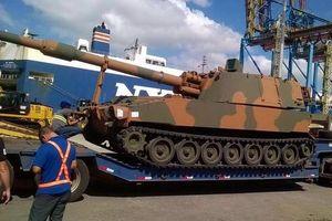 Sắp có pháo tự hành siêu mạnh, Mỹ gấp rút thanh lý hàng cũ cho đồng minh