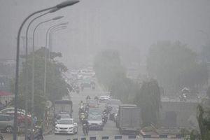 Hà Nội: Đưa thông tin 'dự báo chất lượng không khí' vào bản tin thời tiết