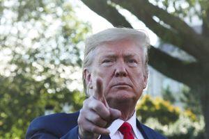 Ông Trump nêu 3 lựa chọn đáp trả chiến dịch của Thổ Nhĩ Kỳ