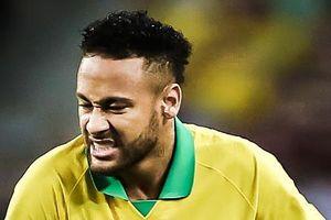 Brazil hòa Senegal 1-1 trong ngày Neymar đá chính