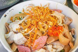 Bún mắm lòng và loạt món ăn ngon không thể bỏ qua ở Đà Nẵng