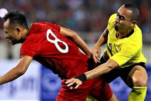 Những pha chơi xấu của cầu thủ Malaysia trước Việt Nam