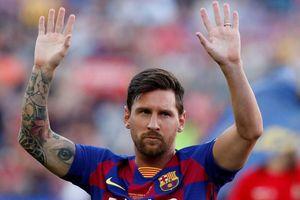 Messi muốn gắn bó trọn đời cùng Barca