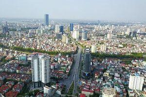 Diện mạo đô thị Hà Nội sau 65 năm giải phóng