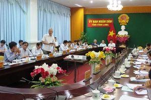 Kiểm tra công tác chuẩn bị xây dựng cầu Mỹ Thuận 2