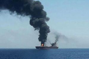 Tàu chở dầu Iran bị tấn công ngoài khơi Ả Rập Xê-út