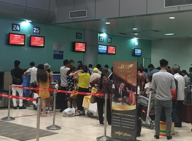 Xử phạt nam hành khách 8,5 triệu đồng vì tát nhân viên hàng không tại Tân Sơn Nhất