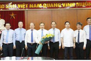Cựu phát ngôn viên Bộ Ngoại giao Lê Hải Bình được bổ nhiệm chức vụ mới