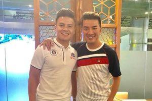 Đàm Vĩnh Hưng tuyên bố bất ngờ sau khi Quang Hải ghi bàn thắng Malaysia